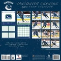 Turner Licensing® Vancouver Canucks 2014 Team Wall Calendar, 12in. x 12in.
