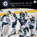 Turner Licensing® Winnipeg Jets 2014 Team Wall Calendar, 12in. x 12in.