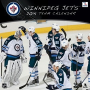 Turner Licensing® Winnipeg Jets 2014 Team Wall Calendar, 12x12