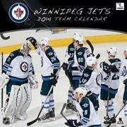 Turner Licensing® Winnipeg Jets 2014 Team Wall Calendar, 12x12