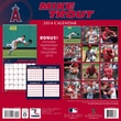 Turner Licensing® Angel Mike Trout 2014 Player Wall Calendar, 12in. x 12in.