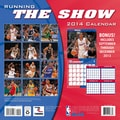 Turner Licensing® NBA Running The Show 2014 Wall Calendar, 12in. x 12in.