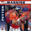 Turner Licensing® Denver Broncos Peyton Manning 2014 Player Wall Calendar, 12in. x 12in.
