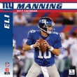 Turner Licensing® New York Giants Eli Manning 2014 Player Wall Calendar, 12in. x 12in.