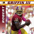 Turner Licensing® Washington Redskins Robert GRI 2014 Player Wall Calendar, 12in. x 12in.