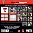Turner Licensing® Texas Tech Red Raiders 2014 Team Wall Calendar, 12in. x 12in.