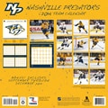 Turner Licensing® Nashville Predators 2014 Team Wall Calendar, 12in. x 12in.