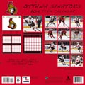 Turner Licensing® Ottawa Senators 2014 Team Wall Calendar, 12in. x 12in.