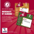 Turner Licensing® Alabama Crimson Tide 2014 Box Calendar, 5 1/4in. x 5 1/4in.