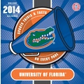Turner Licensing® Florida Gators 2014 Box Calendar, 5 1/4in. x 5 1/4in.