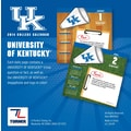 Turner Licensing® Kentucky Wildcats 2014 Box Calendar, 5 1/4in. x 5 1/4in.