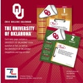 Turner Licensing® Oklahoma Sooners 2014 Box Calendar, 5 1/4in. x 5 1/4in.