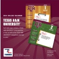 Turner Licensing® Texas AM Aggies 2014 Box Calendar, 5 1/4in. x 5 1/4in.
