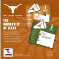 Turner Licensing® Texas Longhorns 2014 Box Calendar, 5 1/4in. x 5 1/4in.