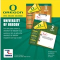 Turner Licensing® Oregon Ducks 2014 Box Calendar, 5 1/4in. x 5 1/4in.