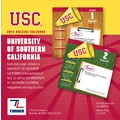 Turner Licensing® USC Trojans 2014 Box Calendar, 5 1/4in. x 5 1/4in.