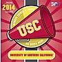 Turner Licensing® USC Trojans 2014 Box Calendar, 5