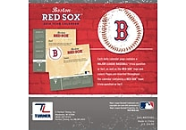 Turner Licensing® Boston Red Sox 2014 Box Calendar, 5 1/4' x 5 1/4'