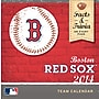 Turner Licensing® Boston Red Sox 2014 Box Calendar,