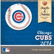 Turner Licensing® Chicago Cubs 2014 Box Calendar, 5 1/4in. x 5 1/4in.