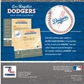 Turner Licensing® Los Angles Dodgers 2014 Box Calendar, 5 1/4in. x 5 1/4in.