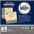 Turner Licensing® Milwaukee Brewers 2014 Box Calendar, 5 1/4in. x 5 1/4in.