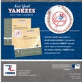 Turner Licensing® New York Yankees 2014 Box Calendar, 5 1/4in. x 5 1/4in.