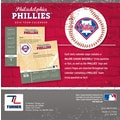 Turner Licensing® Philadelphia Phillies 2014 Box Calendar, 5 1/4in. x 5 1/4in.