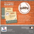 Turner Licensing® San Francisco Giants 2014 Box Calendar, 5 1/4in. x 5 1/4in.