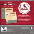 Turner Licensing® St Louis Cardinals 2014 Box Calendar, 5 1/4in. x 5 1/4in.