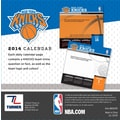 Turner Licensing® New York Knicks 2014 Box Calendar, 5 1/4in. x 5 1/4in.
