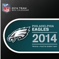 Turner Licensing® Philadelphia Eagles 2014 Box Calendar, 5 1/4in. x 5 1/4in.