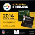 Turner Licensing® Pittsburgh Steelers 2014 Box Calendar, 5 1/4in. x 5 1/4in.