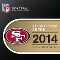 Turner Licensing® San Francisco 2014 Box Calendar, 5 1/4in. x 5 1/4in.