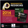 Turner Licensing® Washington Redskins 2014 Box Calendar, 5 1/4in. x 5 1/4in.