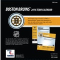 Turner Licensing® Boston Bruins 2014 Box Calendar, 5 1/4in. x 5 1/4in.