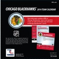 Turner Licensing® Chicago blackhawks 2014 Box Calendar, 5 1/4in. x 5 1/4in.