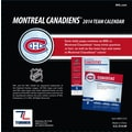 Turner Licensing® Montreal Canadiens 2014 Box Calendar, 5 1/4in. x 5 1/4in.