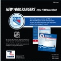 Turner Licensing® New York Rangers 2014 Box Calendar, 5 1/4in. x 5 1/4in.