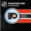 Turner Licensing® Philadelphia Flyers 2014 Box Calendar, 5 1/4in. x 5 1/4in.