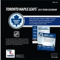 Turner Licensing® Toronto Maple Leafs 2014 Box Calendar, 5 1/4in. x 5 1/4in.