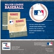 Turner Licensing® MLB All Team 2014 Box Calendar, 5 1/4in. x 5 1/4in.