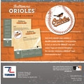 Turner Licensing® Baltimore Orioles 2014 Box Calendar, 5 1/4in. x 5 1/4in.