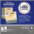 Turner Licensing® Colorado Rockies 2014 Box Calendar, 5 1/4in. x 5 1/4in.