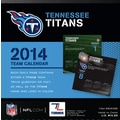 Turner Licensing® Tennessee Titans 2014 Box Calendar, 5 1/4in. x 5 1/4in.
