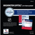 Turner Licensing® Washington Capitals 2014 Box Calendar, 5 1/4in. x 5 1/4in.