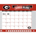Turner Licensing® Georgia Bulldogs 2014 Desk Calendar, 22in. x 17in.