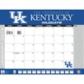 Turner Licensing® Kentucky Wildcats 2014 Desk Calendar, 22in. x 17in.
