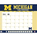 Turner Licensing® Michigan Wolverines 2014 Desk Calendar, 22in. x 17in.
