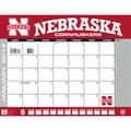 Turner Licensing® Nebraska Cornhuskers 2014 Desk Calendar, 22in. x 17in.